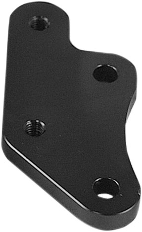 PSR Rearset Footpeg Risers Bracket (Black) 05-02200-22