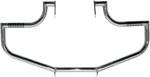 Lindby LINBAR Front Highway Bars (Chrome) Suzuki 2001-2004 VL800 Volusia and 2005-2016 C50 Boulevard