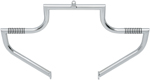 Lindby LINBAR Front Highway Bars (Chrome) 1997-2016 H-D FLHT, FLHX, FLHR, and FL Trikes