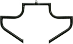 Lindby LINBAR Front Highway Bars (Black) 2015-2016 H-D Road Glide FLTR
