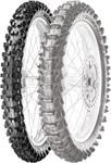 Pirelli Scorpion MX Soft MXS Front Bias Tire 80/100 - 21 51R NHS (Motocross)
