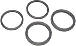 Arlen Ness - 02-822 - Replacement Seal Kit for Brake Caliper Housing, Front