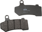 SBS H.CT Carbon High-Performance Motorcycle Brake Pads (830H.CT)