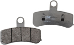 SBS H.CT Carbon High-Performance Motorcycle Brake Pads (853H.CT)