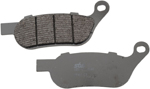 SBS H.CT Carbon High-Performance Motorcycle Brake Pads (854H.CT)