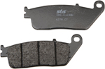SBS H.CT Carbon High-Performance Motorcycle Brake Pads (627H.CT)