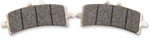 SBS DC Dual Carbon Racing Motorcycle Brake Pads (901DC)