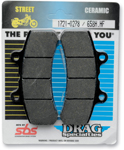 SBS HF Ceramic Motorcycle Brake Pads (658HF)