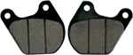 SBS H.HF Ceramic Organic Motorcycle Brake Pads (543H.HF)