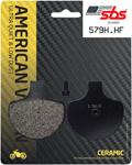 SBS H.HF Ceramic Organic Motorcycle Brake Pads (579H.HF)