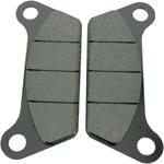 SBS H.HF Ceramic Organic Motorcycle Brake Pads (553H.HF)