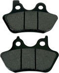 SBS H.CT Carbon High-Performance Motorcycle Brake Pads (826H.CT)