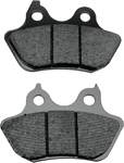 SBS H.CT Carbon High-Performance Motorcycle Brake Pads (846H.CT)