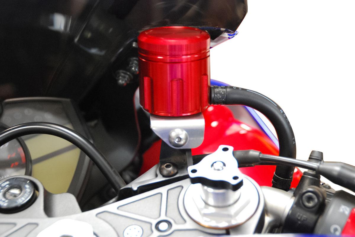 PSR Front Brake Reservoir Cup (Red) 03-01800-24