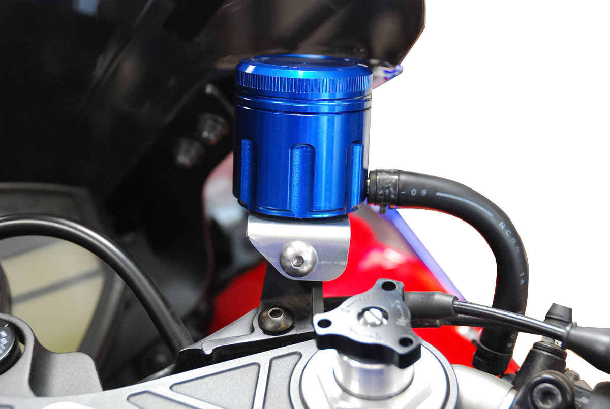 PSR Front Brake Reservoir Cup (Blue) 07-01800-25