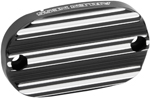 Arlen Ness - 03-231 - Rear Brake Master Cylinder Cover, 10-Gauge - Black