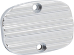 Arlen Ness - 03-232 - Rear Brake Master Cylinder Cover, 10-Gauge - Chrome