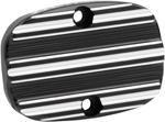 Arlen Ness - 03-233 - Rear Brake Master Cylinder Cover, 10-Gauge - Black