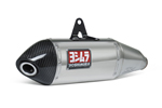 Yoshimura RS-4 Race Series Slip-On Exhaust System (SS-SS-CF)