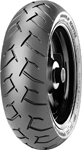 Pirelli Diablo Scooter Rear Bias Tire 140/60 - 13 63P TL Reinf (Scooter)