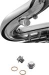 Vance & Hines - 16925 - O2 Sensor Port Plug Kit, 18mm x 1.5