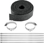Vance & Hines - 26523 - Header Wrap Kit (Black)