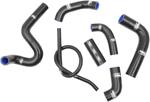 Samco Sport Radiator Hose Kit (Black)