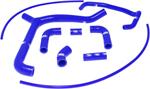 Samco Sport Radiator Hose Kit (Blue)