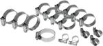 Samco Sport Radiator Hose Clamp Kit (Stainless Steel)