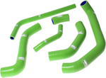 Samco Sport Radiator Hose Kit (Green)