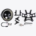 J.W. Speaker Kit 311 Motorcycle Headlight Conversion Kit (Black) JW 0703501