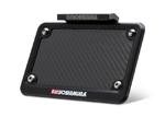 YOSHIMURA Fender Eliminator/License Plate Frame Kit (Black) 2014-2015 Honda Grom MSX125