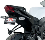 YOSHIMURA Fender Eliminator/License Plate Frame Kit (Black) 2008-2010 Kawasaki ZX-10R Ninja