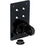 BILTWELL Solution License Plate Bracket Axle Mount (Matte Black)