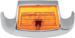 Drag Specialties Front Fender Tip Light (Amber) Sold Each