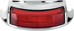 Drag Specialties Rear Fender Tip Light (Red) Sold Each