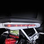 CIRO Light Accents For Harley-Davidson Tour-Pak (Chrome)