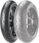 Pirelli Diablo Rosso II Front Radial Tire 120/70 ZR 17 (58W) TL (K) (Sport)