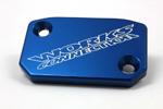 Works Connection Aluminum Front Brembo Clutch Reservoir Cap/Cover KTM (Blue) 21-070