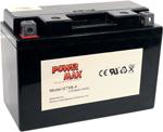 Power Max 12V Maintenance-Free Battery (Cross Ref YT9B-4) GT9B-4