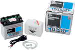 Drag Specialties Conventional Battery Kit CB7-A 2113-0215