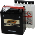 Moose Utility Division AGM Maintenance-Free Battery (Cross Ref YTX7L-BS) 2113-0228