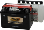 Moose Utility Division AGM Maintenance-Free Battery (Cross Ref YTX9-BS) 2113-0231