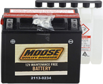 Moose Utility Division AGM Maintenance-Free Battery (Cross Ref YTX12-BS) 2113-0234