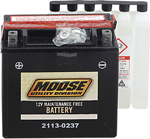Moose Utility Division AGM Maintenance-Free Battery (Cross Ref YTX14-BS) 2113-0237