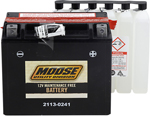 Moose Utility Division AGM Maintenance-Free Battery (Cross Ref YTX20HL-BS) 2113-0241