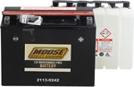 Moose Utility Division AGM Maintenance-Free Battery (Cross Ref YTX24HL-BS) 2113-0242