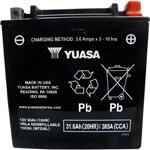 Yuasa Fresh Pack Maintenance-Free AGM Battery (YIX30L-BS-PW) YUAM6230XPW