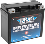 Drag Specialties Premium Performance Battery (Cross Ref GYZ20H) 2113-0323
