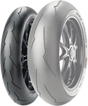 Pirelli Diablo Supercorsa SP V2 Front Radial Tire 120/70 ZR 17 (58W) TL SP (Supersport)